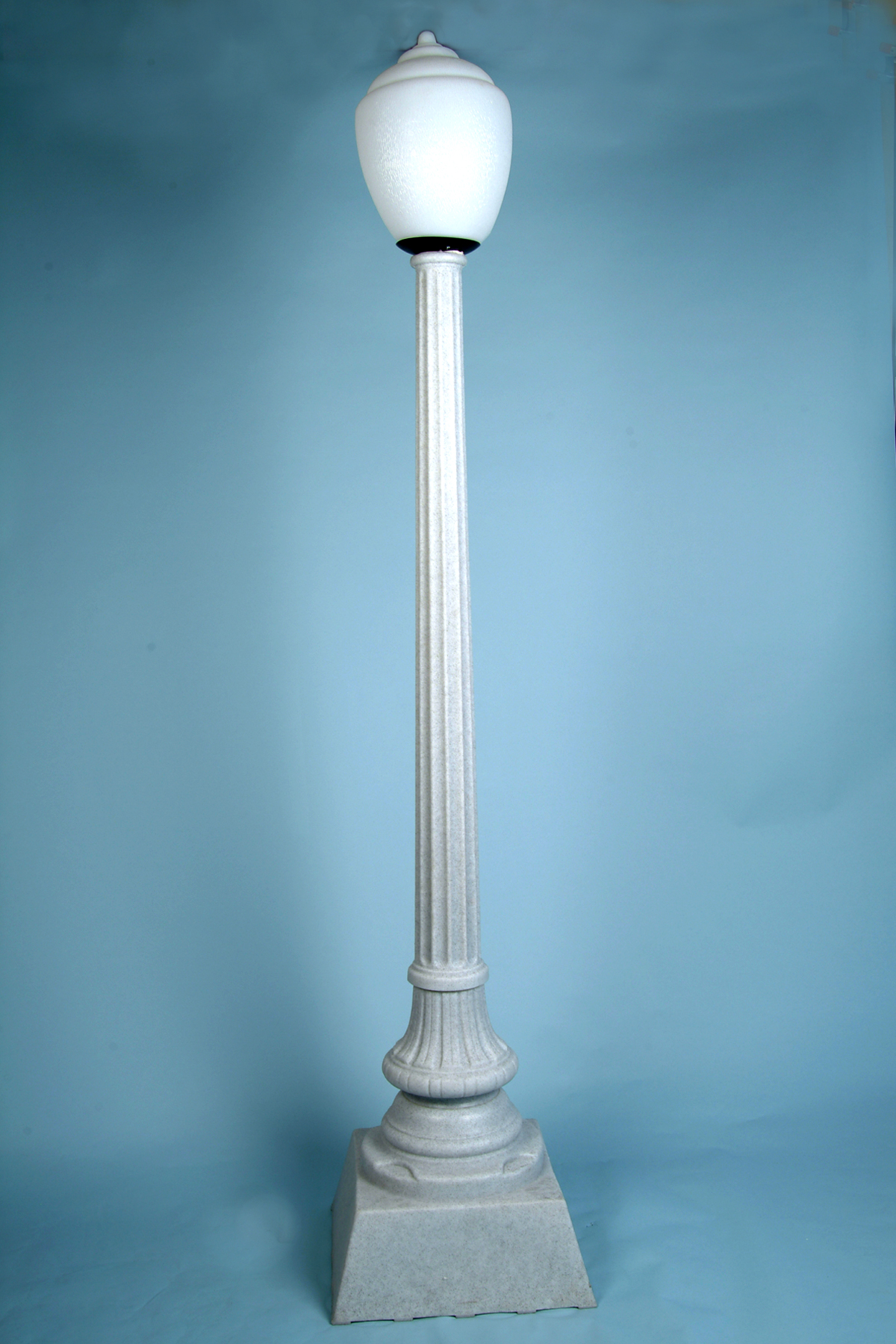 Street lamp granite resin arizona party rental sw events and