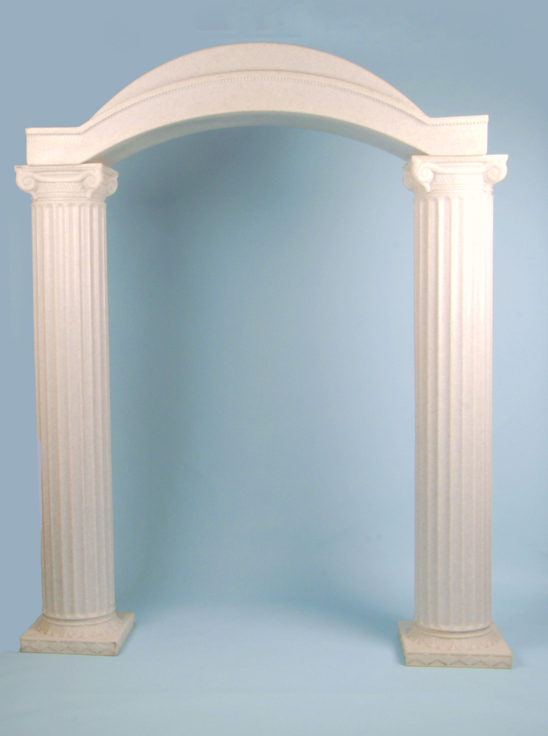 Roman Granite Column Resin Arch 83 Hx16 Dx67 W Arizona