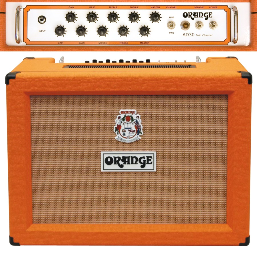 Orange ad30 combo