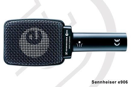 Equipment_Sennheiser_e906_Supercardioid_