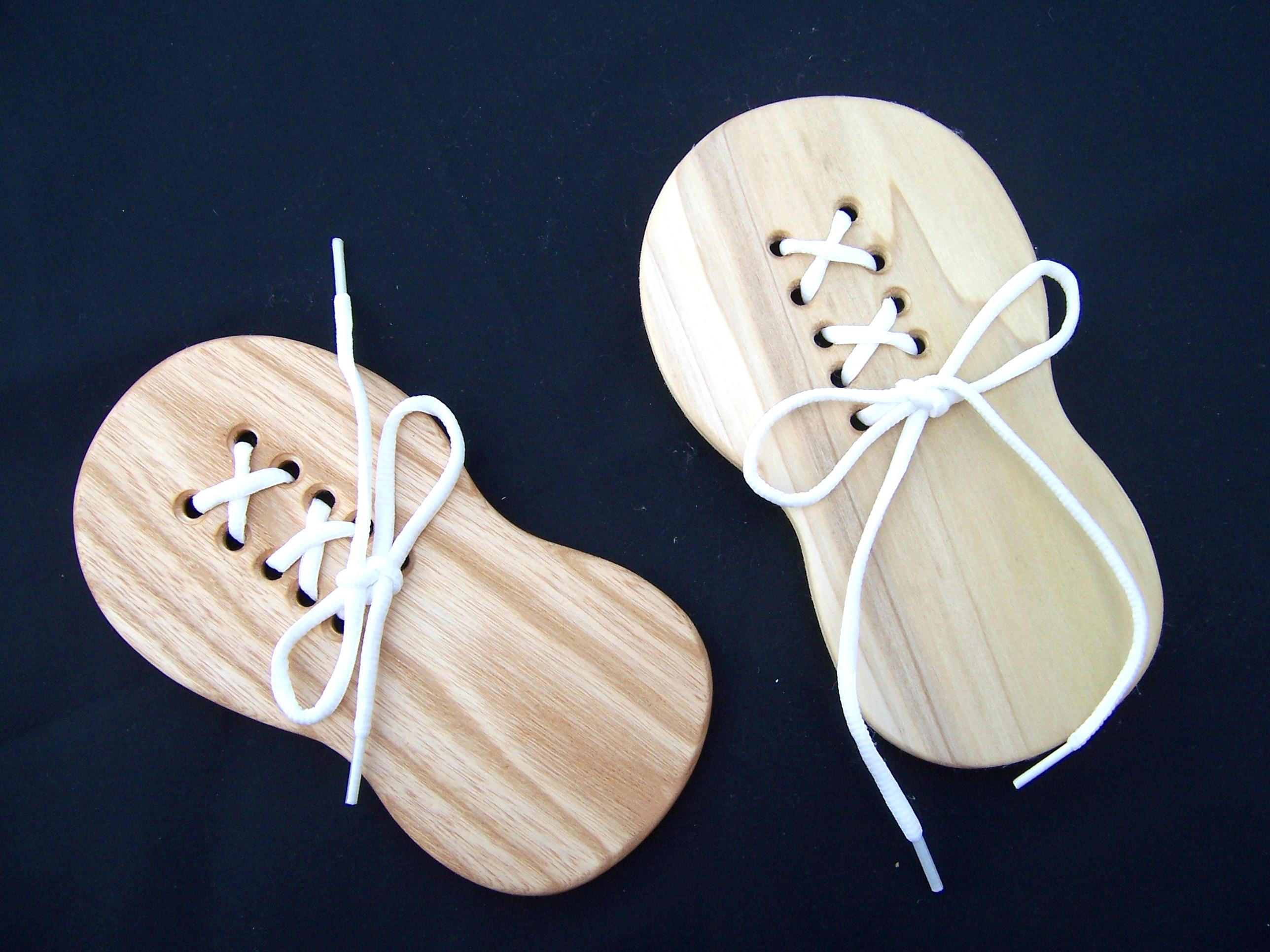 Поделки детям из древесины