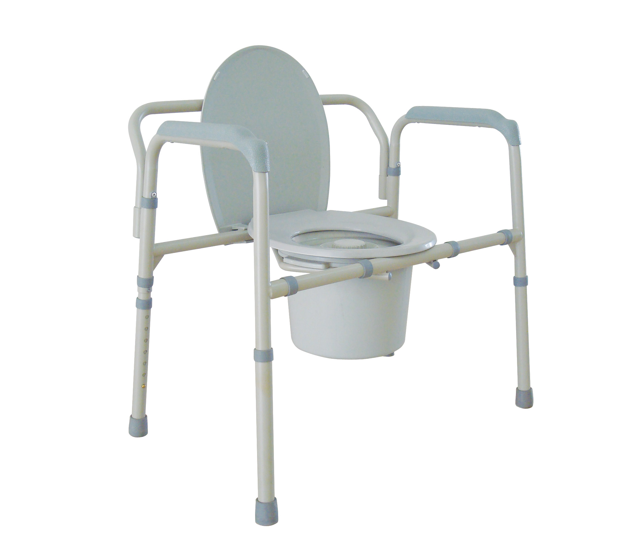 Bariatric Folding Commode Ideal Medical Supply