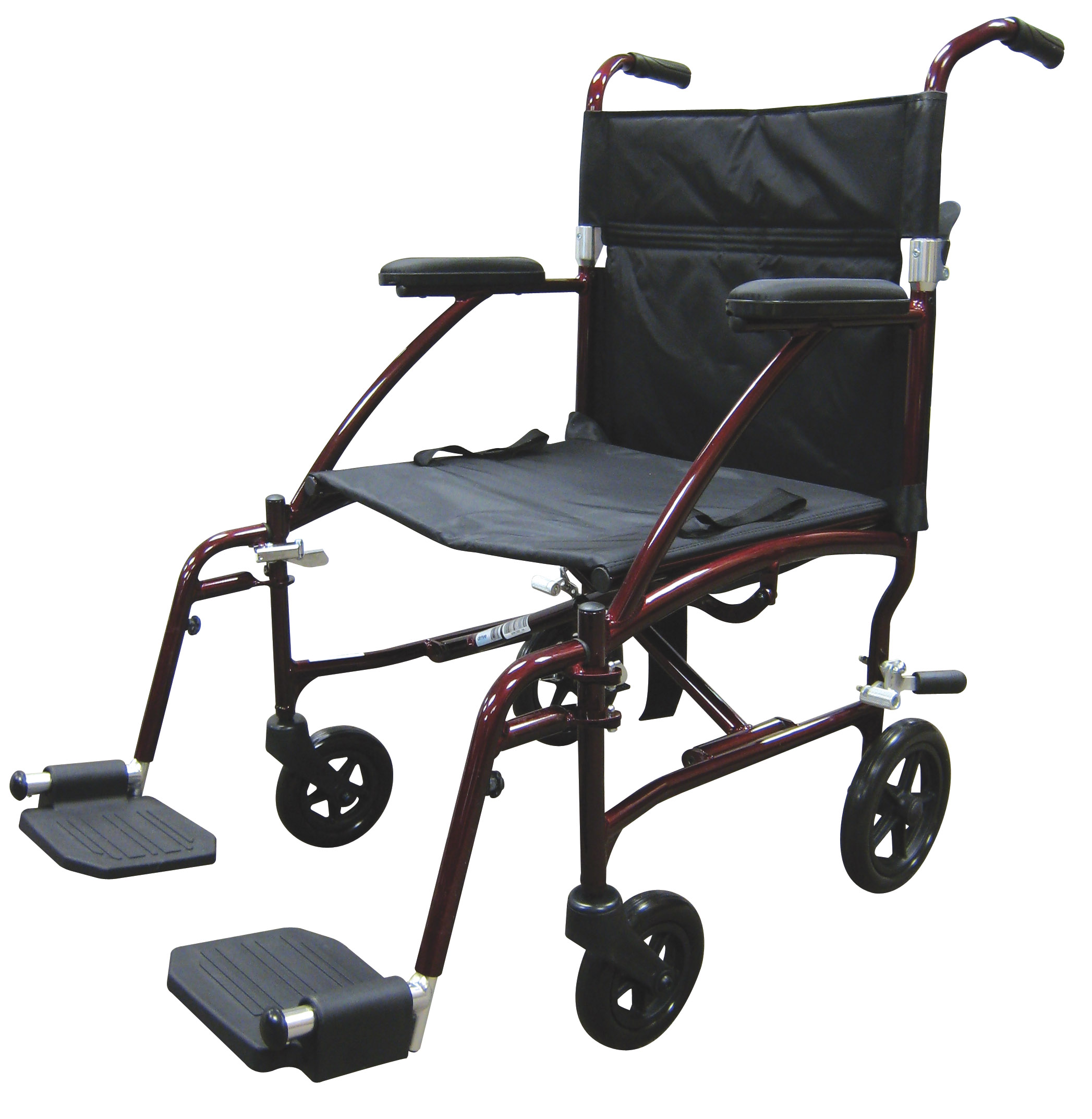 fly lite ultra lightweight transport wheelchair ideal. Black Bedroom Furniture Sets. Home Design Ideas