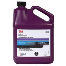 3m 6065 perfect it machine polish 1 / gallon(s) calps