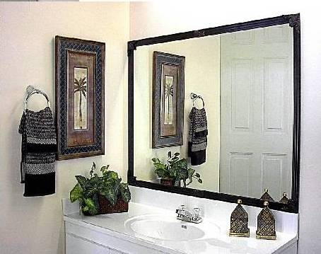 mirredge diy mirror framing kit up to 75 in x 36 in