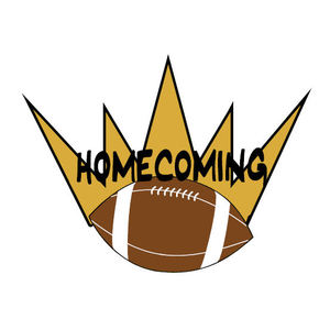 Homecoming Crown - Tattoo Bubble Gum