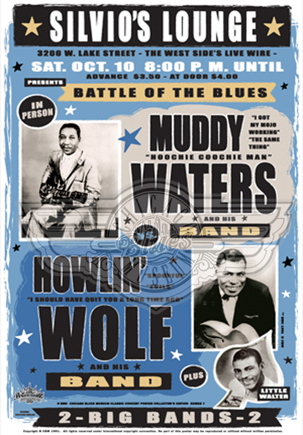 Muddy Waters Howlin Wolf London Revisited