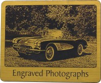 Engraved Photographs