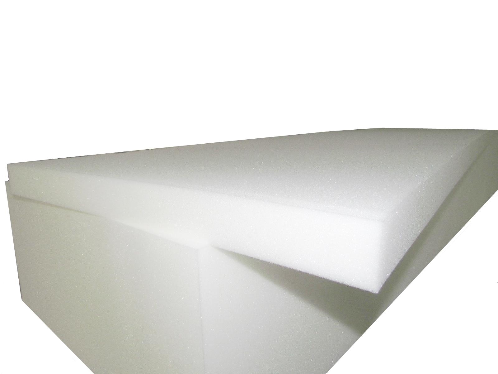 New 3 X60 X80 Medium Firm Foam Rubber Queen Size Mattress 1636 Ritchie Foam And Mattress