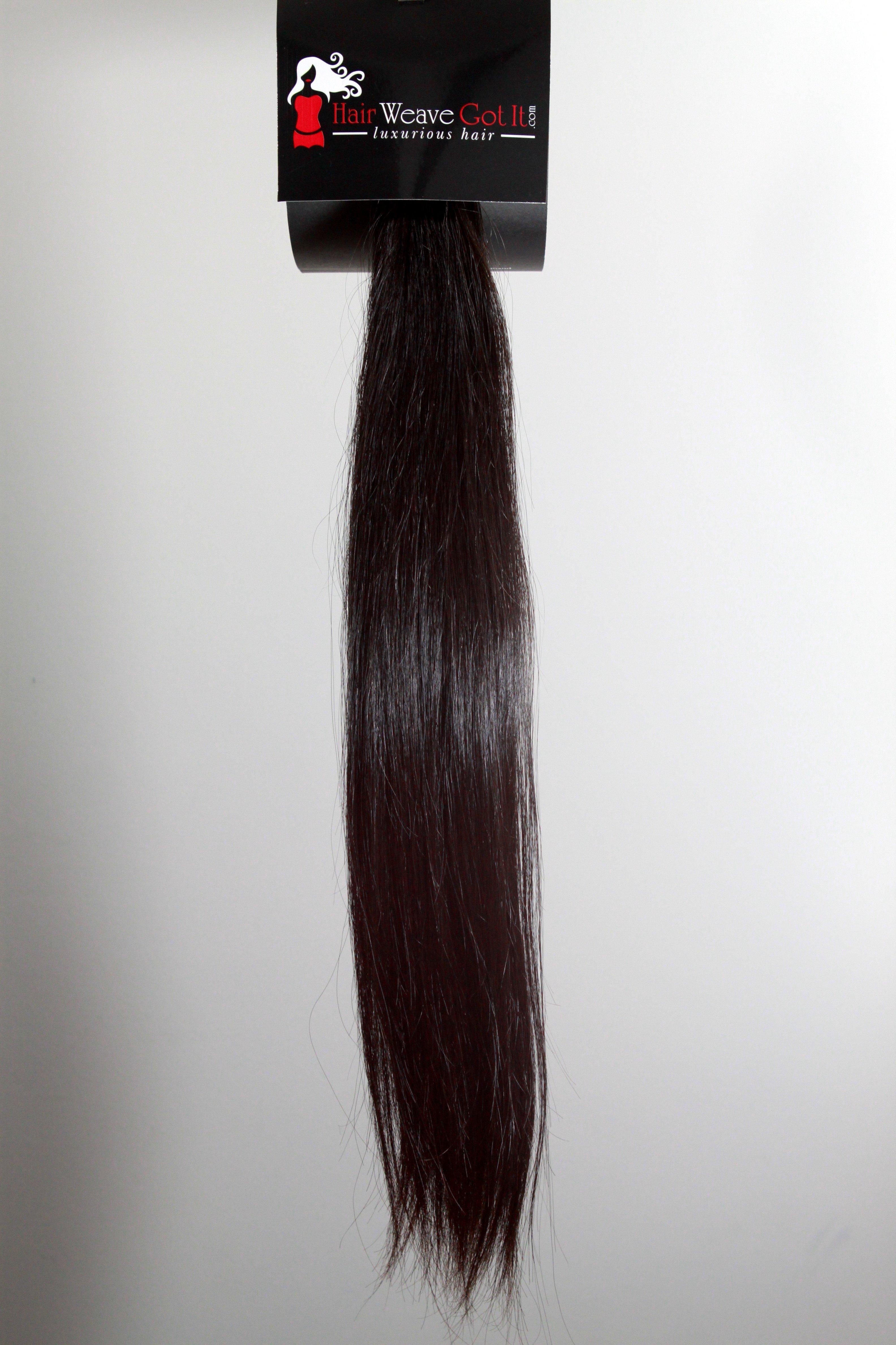Filipino Rawvirgin Natural Straight Hair Weave Got It