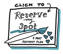Reserve your Spot: Payment Plan