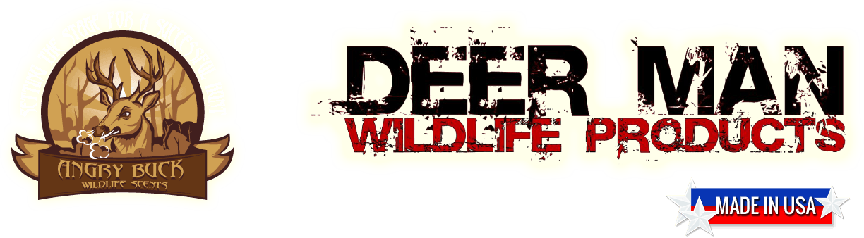 Deer Man Wildlife Products - Setting the stage for a successful hunt