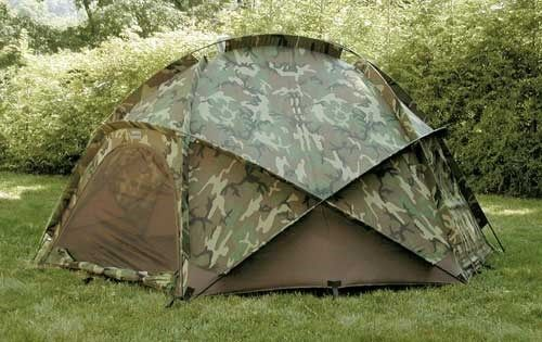 & FACTORY NEW EUREKA ECWT 4 MAN MILITARY TENT BODY ONLY REPLACEMENT USGI