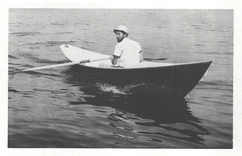 Dynamite Payson Boat Plans : Gloucester light dory quot  h payson and