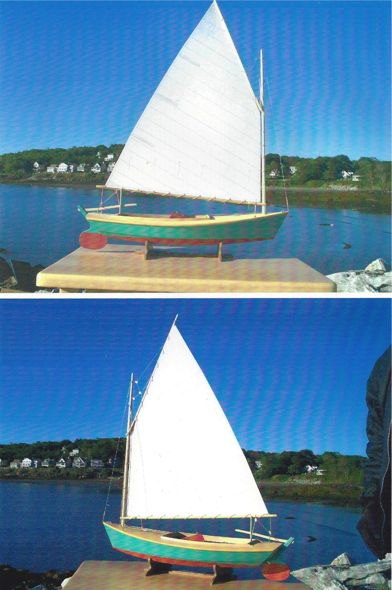 Dynamite Payson Boat Plans : Friendship catboat h payson and company