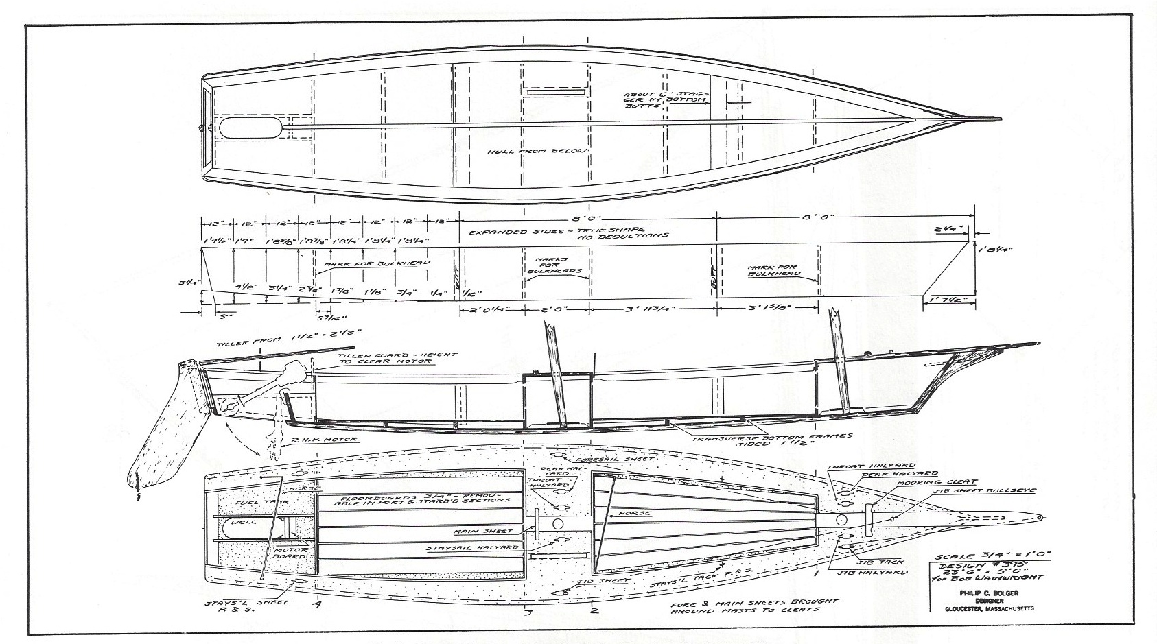 Dynamite Payson Boat Plans : Light schooner quot  h payson and company