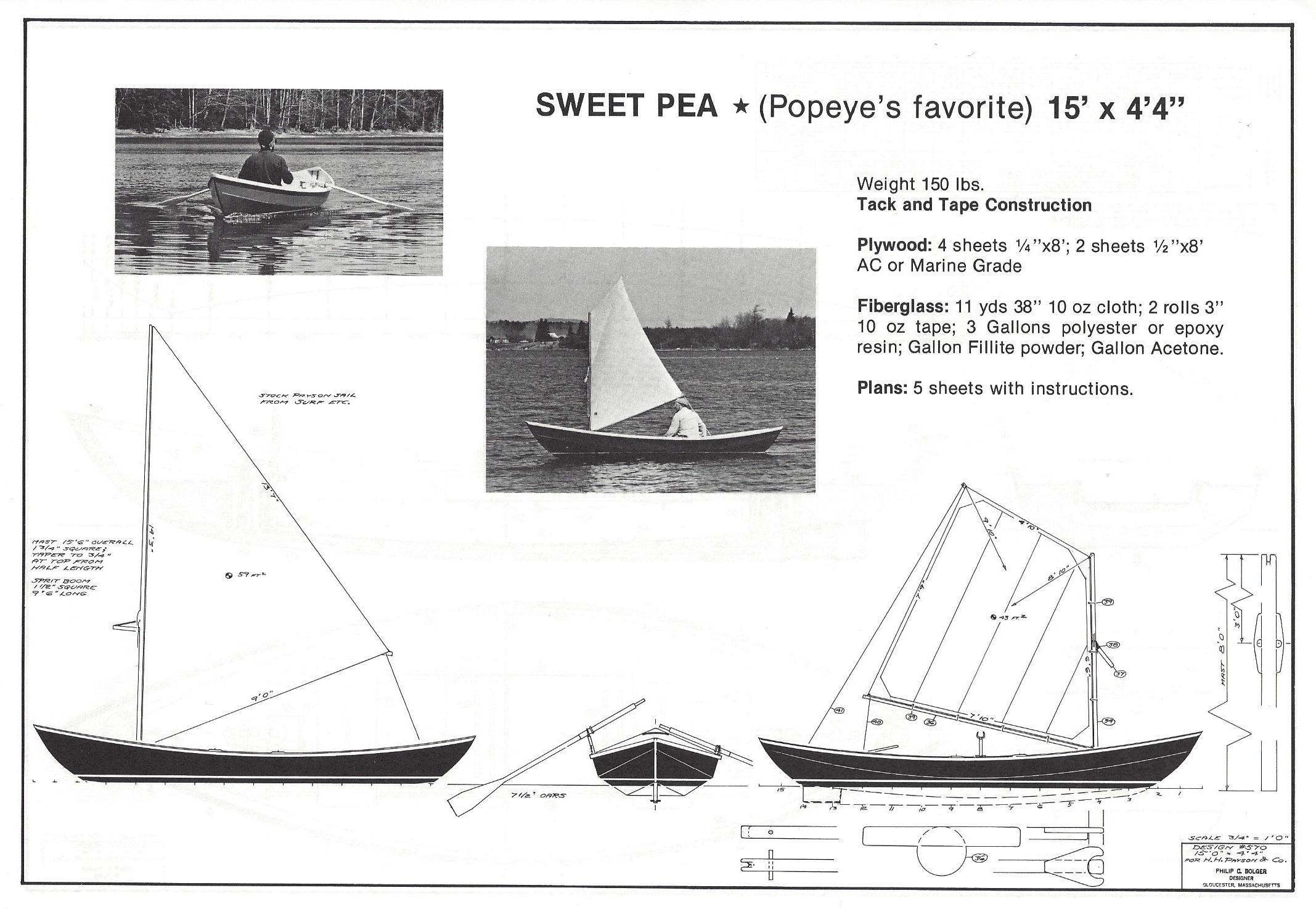 sweet pea 15 u0027 0