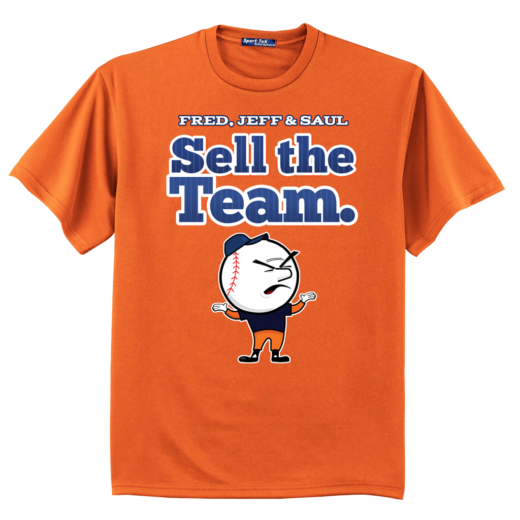 T Shirt Sell The Team Mets Billboard
