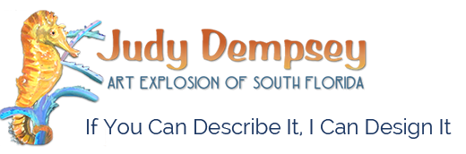 Judy Dempsey Art Explosion of South Florida