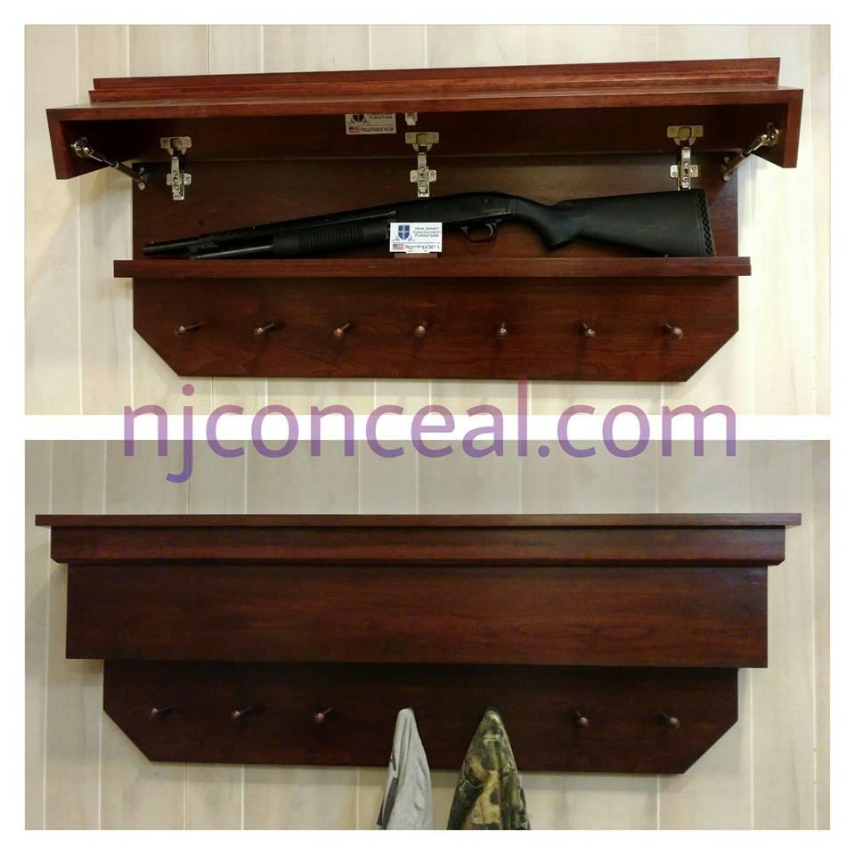 1 The Big Coat Rack N J Concealment Furniture