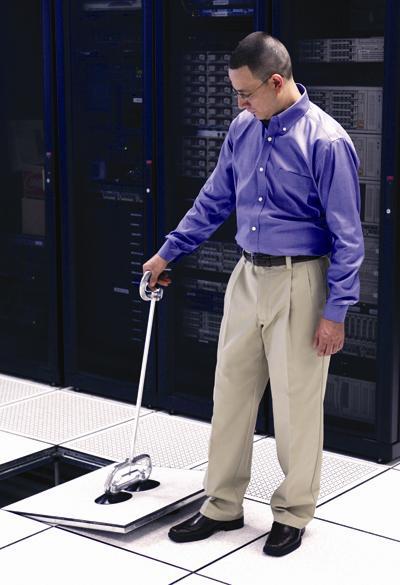 Standup Floor Tile Puller Data Center Super Store