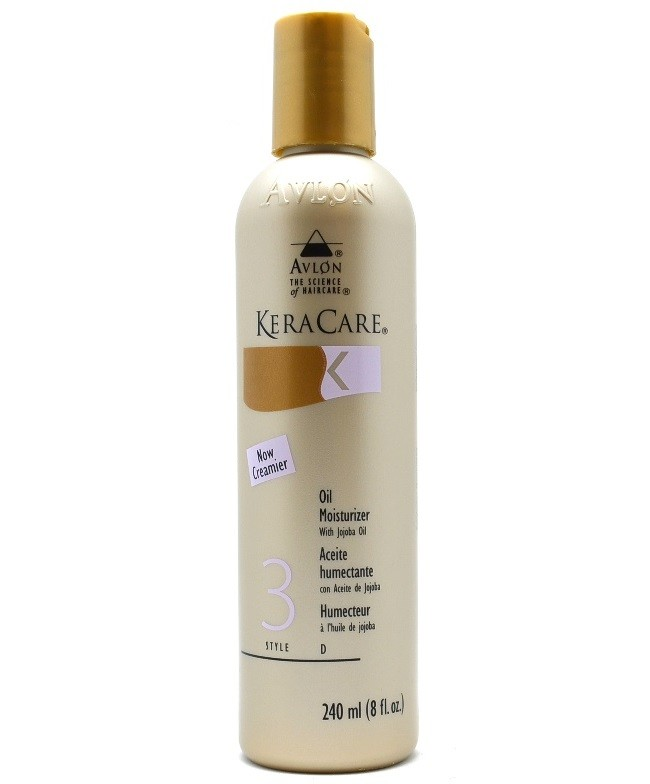 how to use keracare oil moisturizer