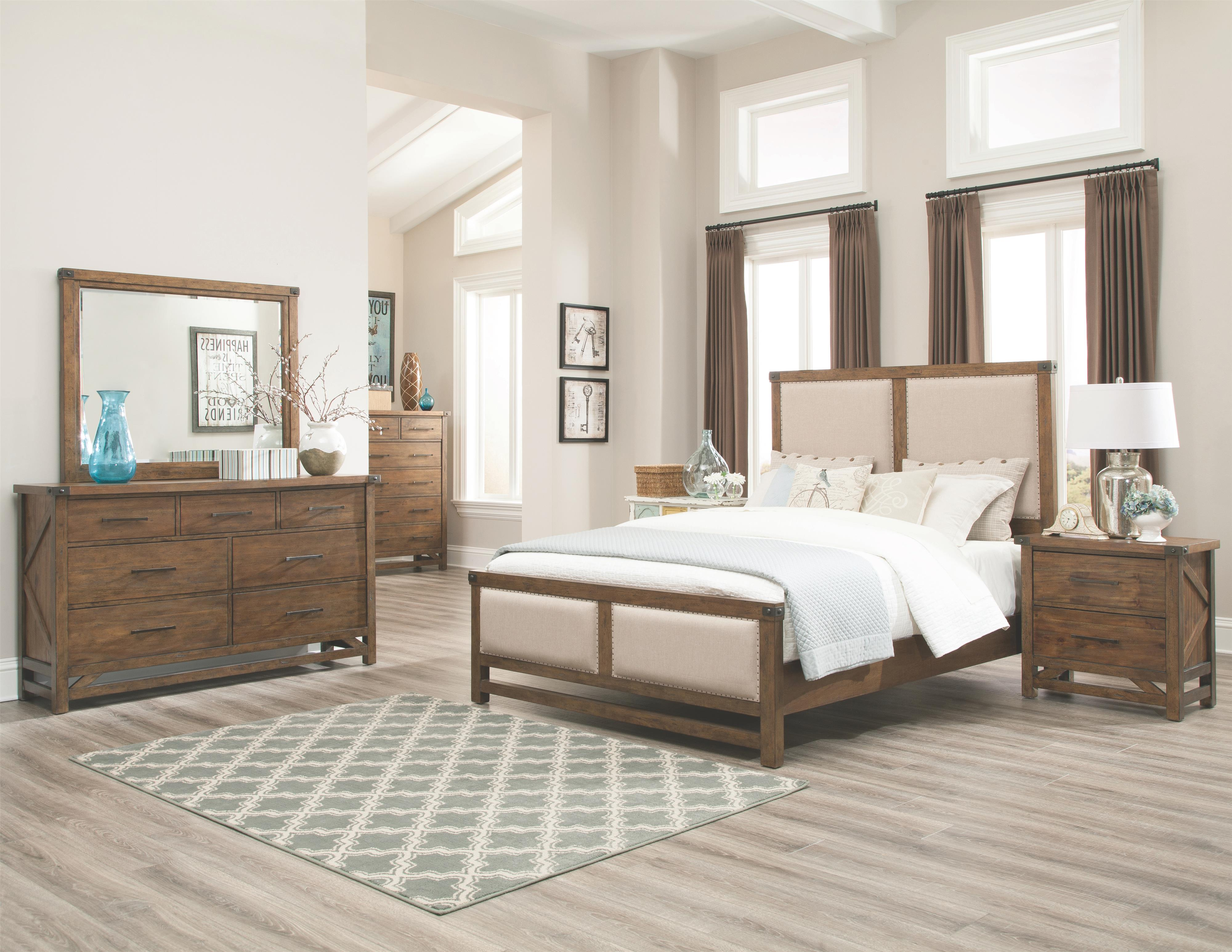 acacia wood 5 piece bedroom set there 39 s no place like home furniture