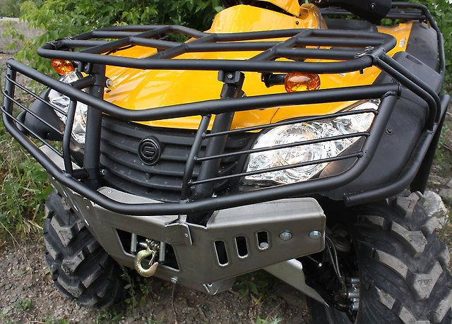 Rival Bumper protection for ATV CFMOTO CF625-B/C, X6/X5, CForce 600 ...