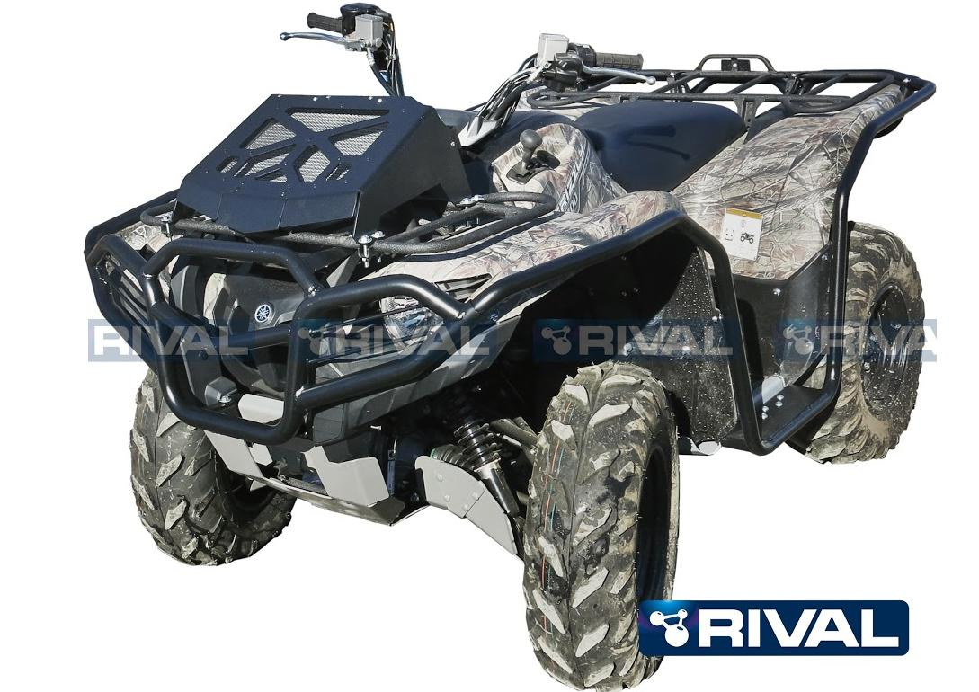 Front rear bumpers side bars set for atv yamaha grizzly 700 front rear bumpers side bars set for atv yamaha grizzly 700 kodiak 2016 sciox Image collections