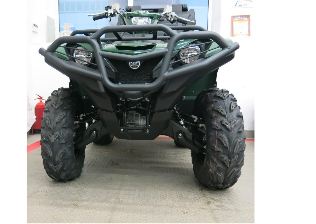 Front rear bumpers side bars set for atv yamaha grizzly 700 front bulbar for atv yamaha grizzly 700 2016 sciox Image collections