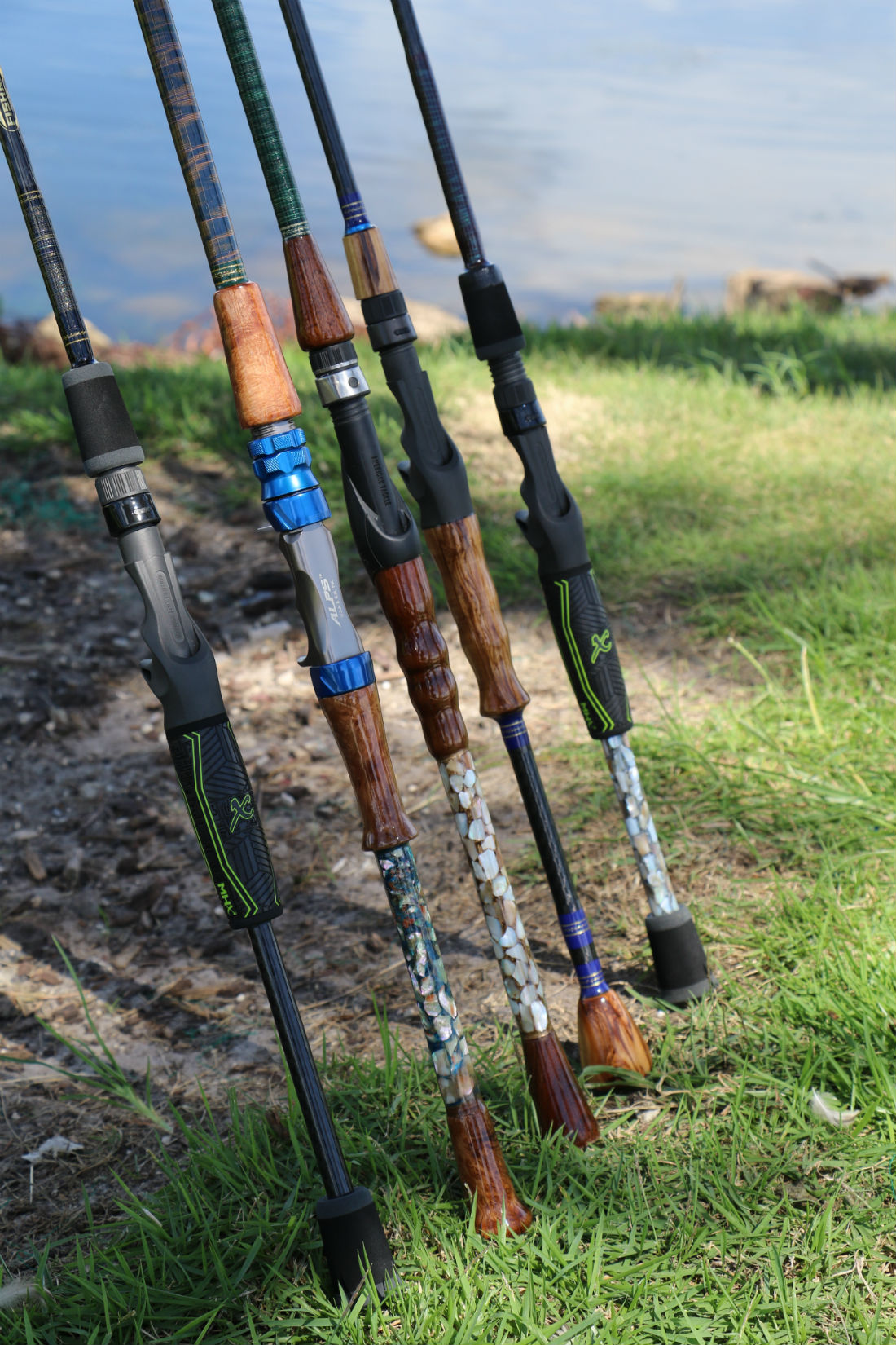 custom fishing rods fishnfx