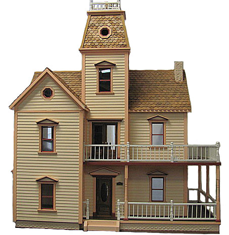 Hofco Victorian Dollhouse My Doll S House