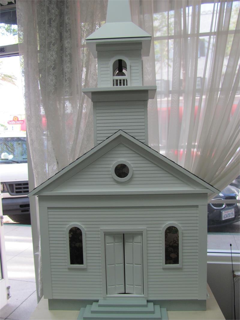 Country Church Dollhouse My Doll S House