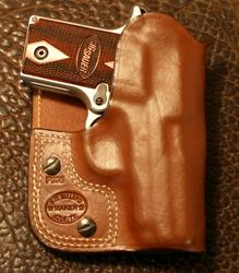 PWC Pocket/Wallet Combo Holster - Bullard Leather Mfg