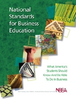 National Standards for Business Education (4th edition-published 2013)