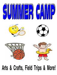 SC1 - 1 Week Recreational Summer Tennis Camp at Miami Dade College - 1 Camper