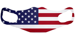 Face Mask Adult - USA Flag