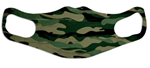 Face Mask Adult - Camouflage