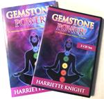 GEMSTONE POWER BOOK & CD SET!