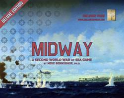 Second World War at Sea: Midway, Deluxe Edition