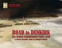 Panzer Grenadier: Road to Dunkirk