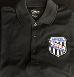 ASOF Mositure Wicking Polo Shirt