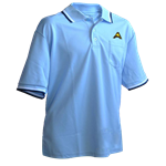 ASUN Powder Blue Softball Shirt