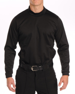 """Water Resistant"" Black All Weather Shirt"