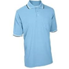 Smitty Performance Mesh Umpire Shirt - Powder Blue