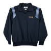 LHSOA Major League Style Softball Navy Jacket w/ Powder Blue & White Trim