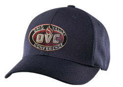 OVC Softball Plate Hat