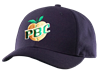 Peach Belt Softball Base Hat