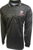 AHSAA Dye-Sublimated Baseball Long Sleeve Black Shirt