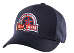 USA South Softball Base Hat
